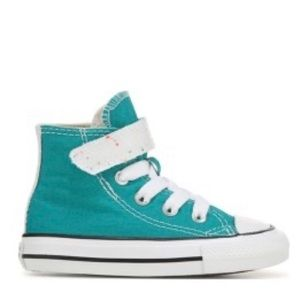 NWT Converse teal/turquoise high tops